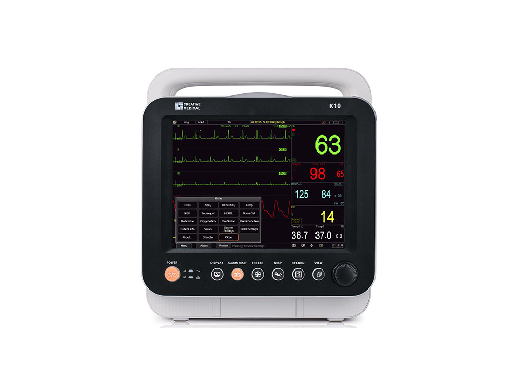 K10 Patient Monitor