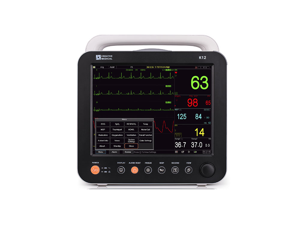 K12 Patient Monitor