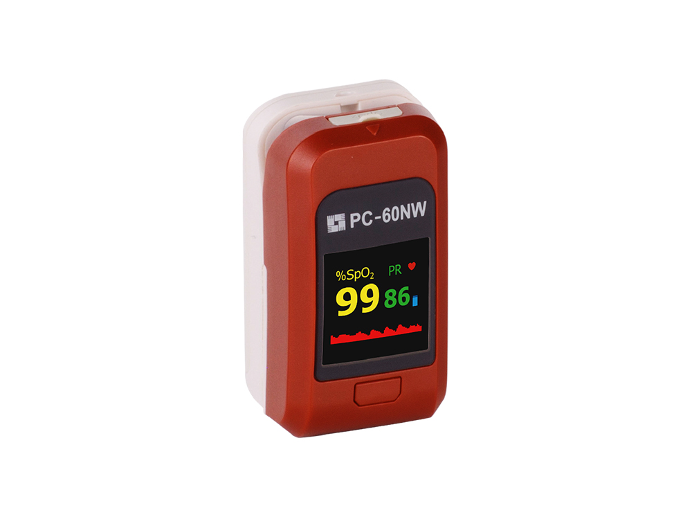 PC-60NW Fingertip Oximeter (Wireless)
