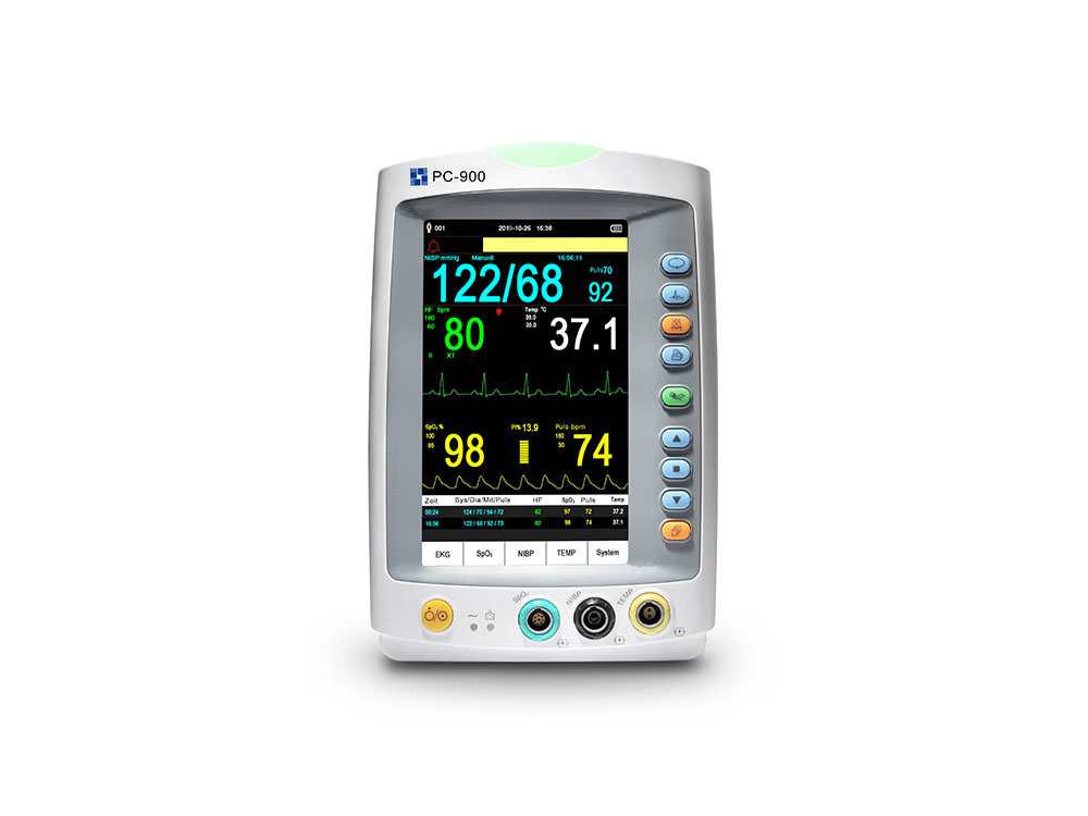 PC-900plus, Vital Signs Monitor