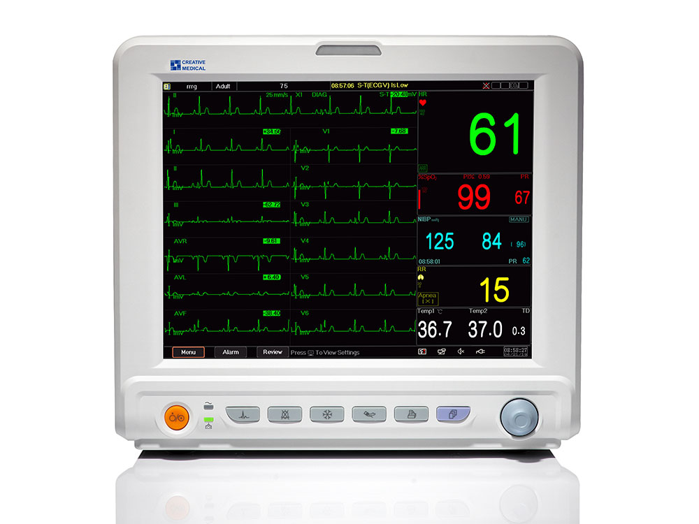 UP-7000 Multi-parameter Patient Monitor