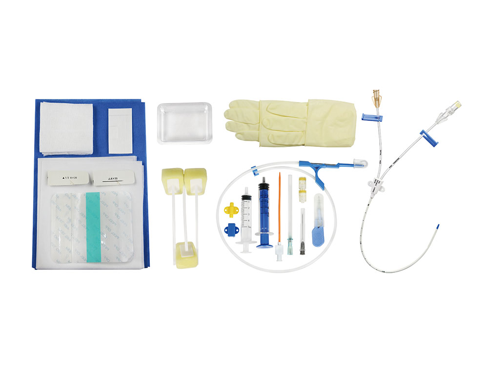 Safecath™ Disposable Central Venous Catheter Kit