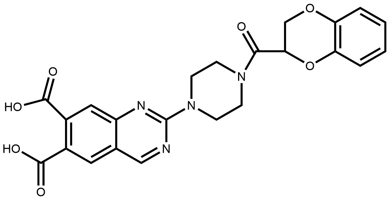 doxazosin mesylate manufacturer