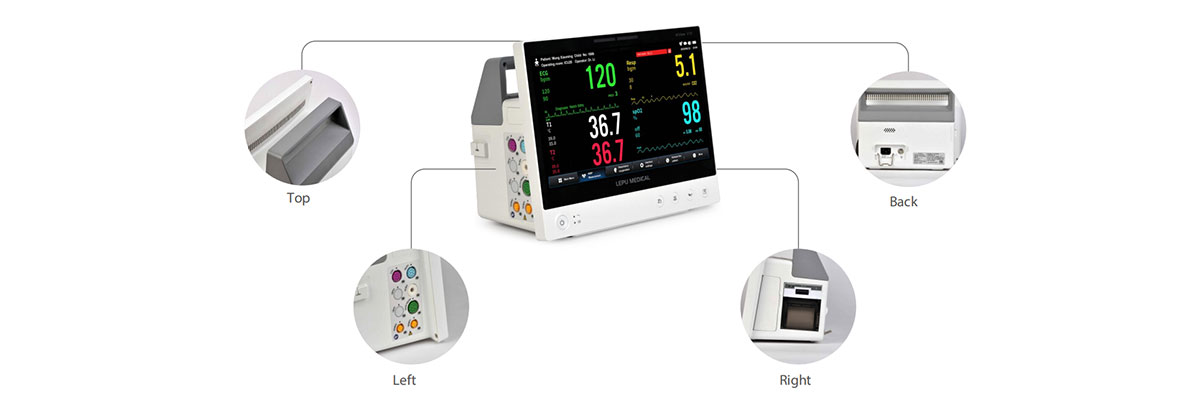 AIView V10 V12 Patient Monitor