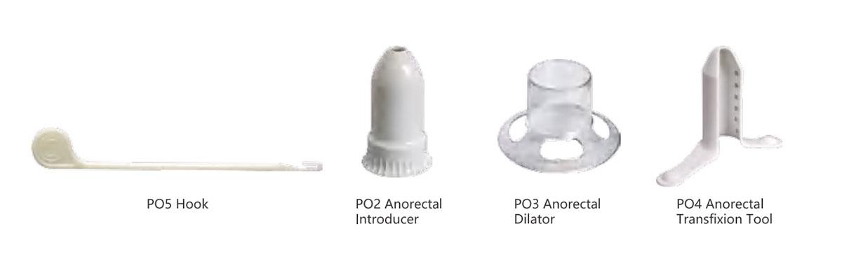 Disposable Hemorrhoids Stapler Details